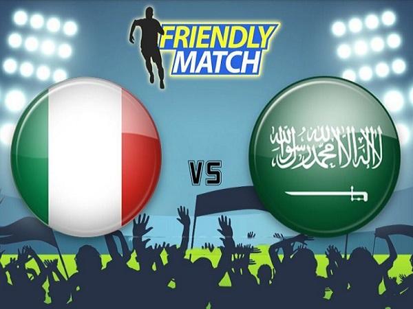 Nhận định Italia vs Ả Rập Xê Út