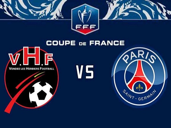 Nhận định Les Herbiers vs Paris Saint Germain