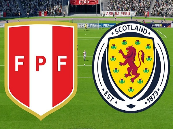 Nhận định Peru vs Scotland