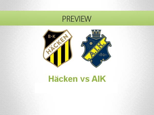 Nhận định bóng đá Hacken vs AIK