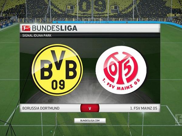 Nhận định Dortmund vs Mainz