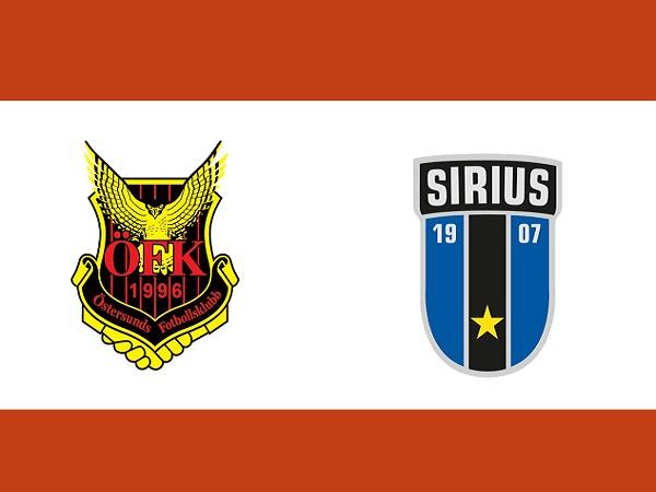Nhận định bóng đá Ostersunds FK vs Sirius
