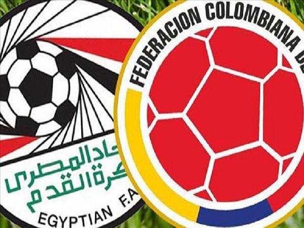 Nhận định Ai Cập vs Colombia