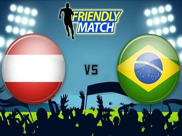 Nhận định Áo vs Brazil