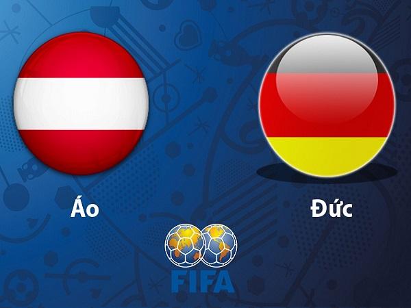 Nhận định Áo vs Đức