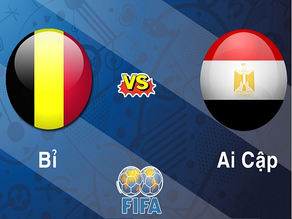 Nhận định Bỉ vs Ai Cập