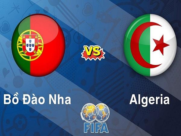 Nhận định Bồ Đào Nha vs Algeria