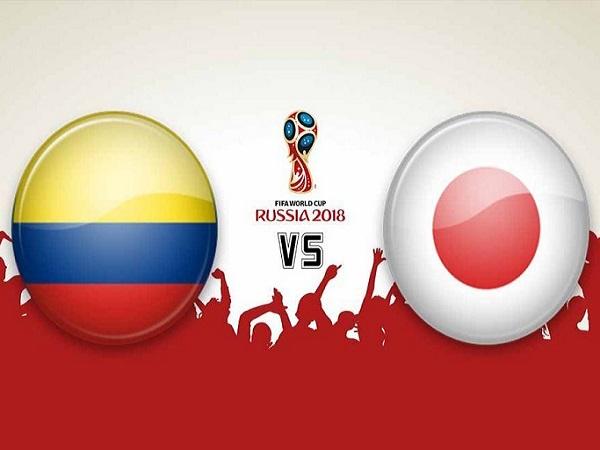Nhận định Colombia vs Nhật Bản
