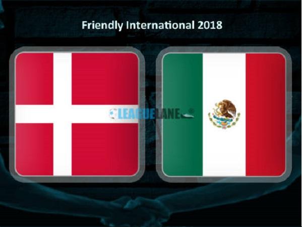 Nhận định Đan Mạch vs Mexico
