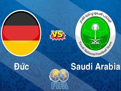 Nhận định Đức vs Saudi Arabia, 00h30 ngày 09/6: Tạo đà tâm lý