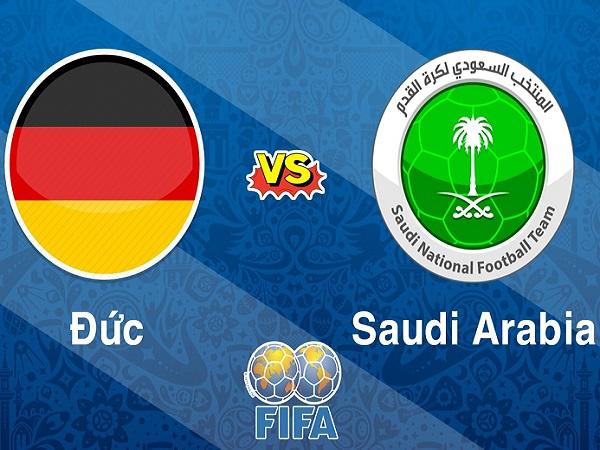 Nhận định Đức vs Saudi Arabia