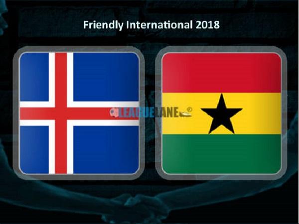 Nhận định Iceland vs Ghana