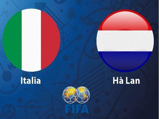 Nhận định Italia vs Hà Lan, 1h45 ngày 05/06: Đối thủ xứng tầm