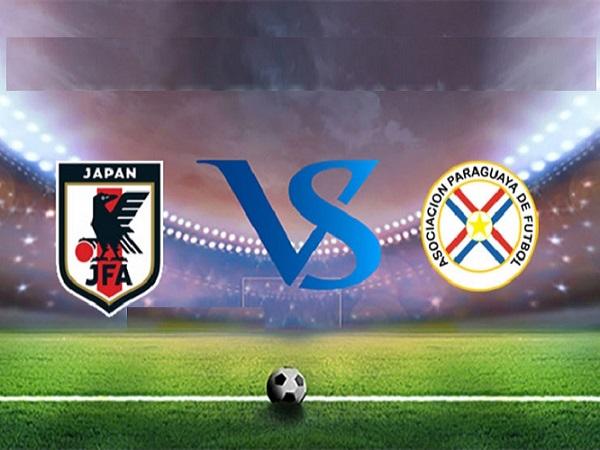 Nhận định Nhật Bản vs Paraguay