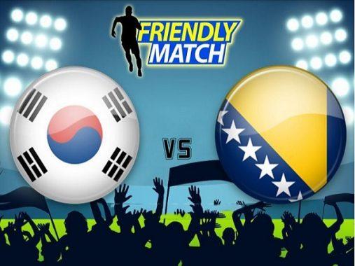 Nhận định Hàn Quốc vs Bosnia, 18h00 ngày 01/06: Thử thách châu Âu
