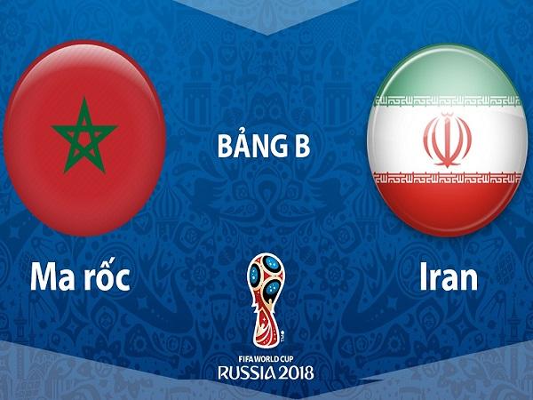 Nhận định Ma Rốc vs Iran