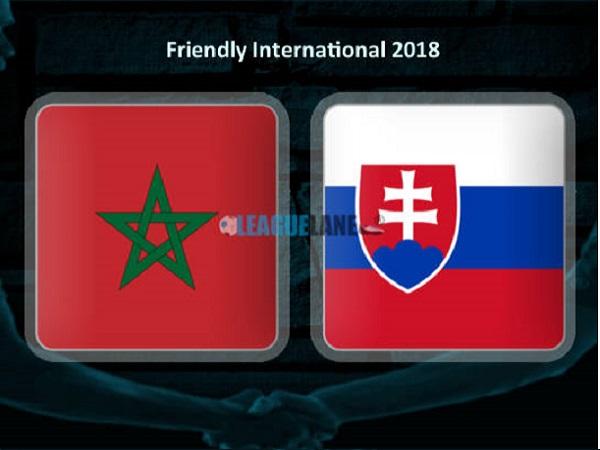 Nhận định Ma Rốc vs Slovakia,