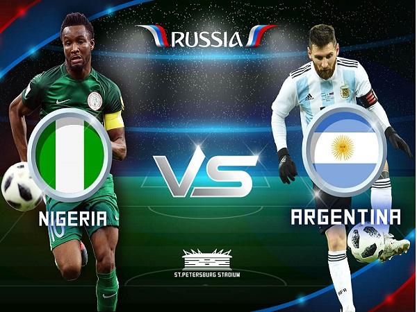Nhận định Nigeria vs Argentina