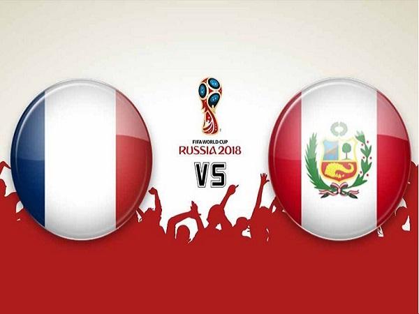 Nhận định Pháp vs Peru