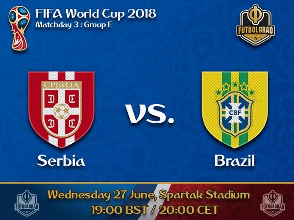 Nhận định Serbia vs Brazil