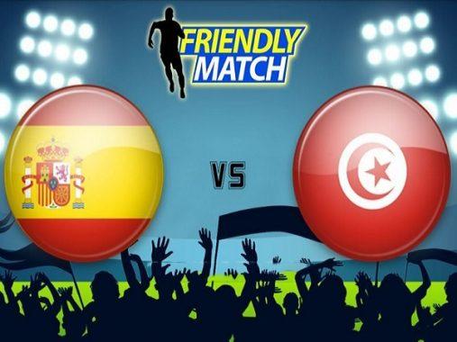Nhận định Tây Ban Nha vs Tunisia, 01h45 ngày 10/6: Tạo đà hưng phấn