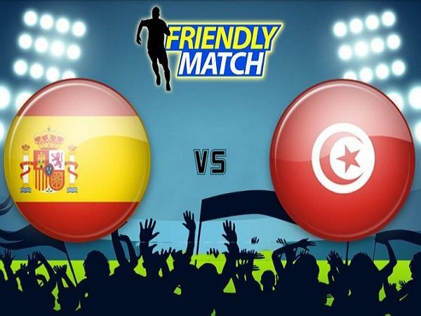 Nhận định Tây Ban Nha vs Tunisia