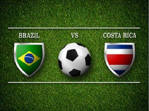 Nhận định Brazil vs Costa Rica, 19h00 ngày 22/6: Điệu Samba lạc nhịp