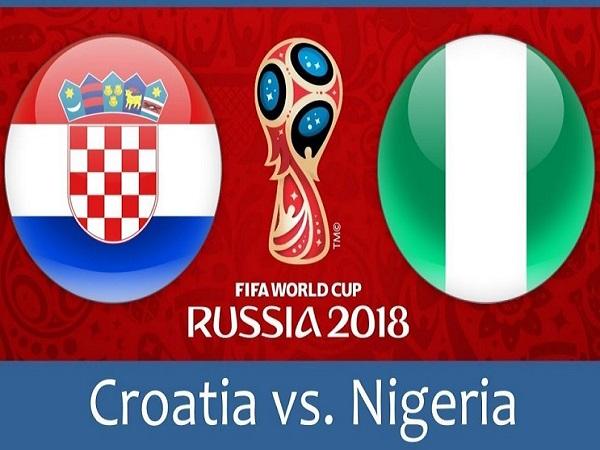 Nhận định Croatia vs Nigeria