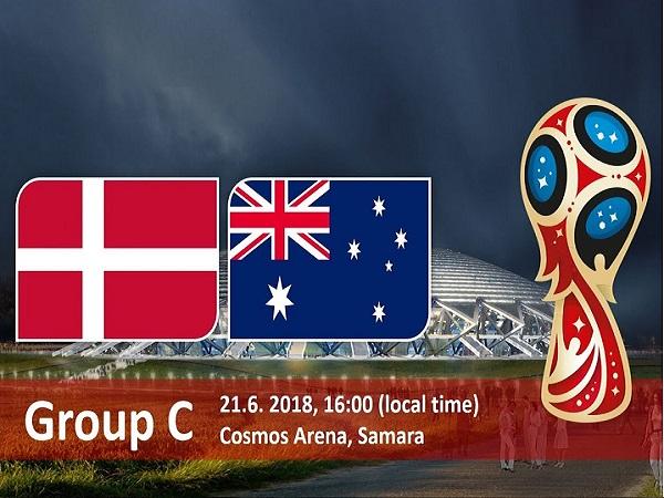 Nhận định Đan Mạch vs Australia