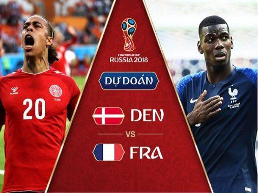 Nhận định Đan Mạch vs Pháp, 21h00 ngày 26/6: Gà trống dưỡng sức