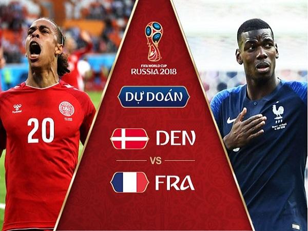 Nhận định Đan Mạch vs Pháp