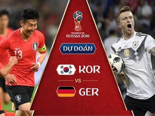 Nhận định Hàn Quốc vs Đức, 21h00 ngày 27/6: Bản lĩnh vượt khó