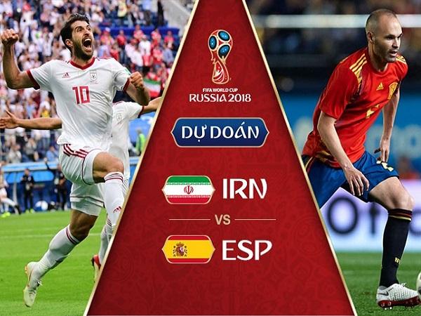 Nhận định Iran vs Tây Ban Nha
