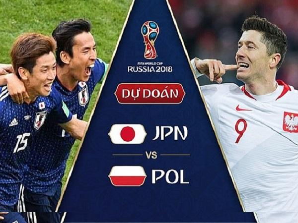 Nhận định Nhật Bản vs Ba Lan