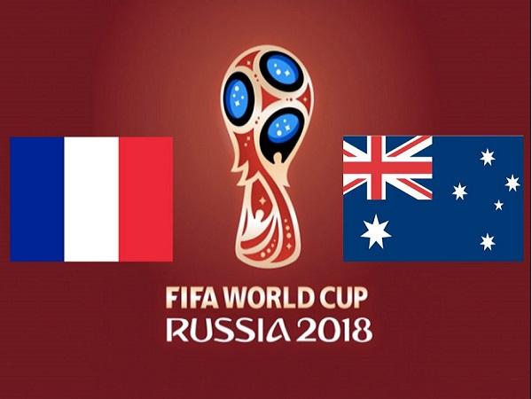 Nhận định Pháp vs Australia