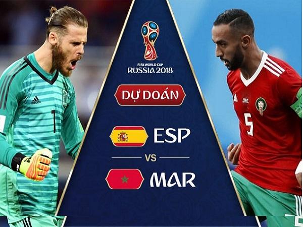 Nhận định Tây Ban Nha vs Ma Rốc