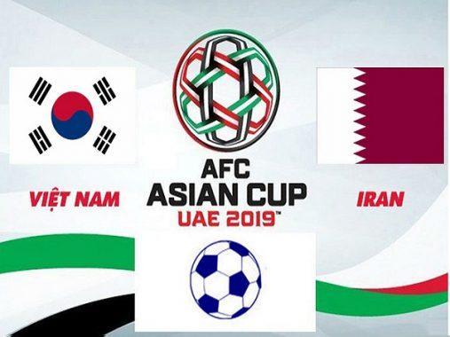 Nhận định  Hàn Quốc vs Qatar, 20h00 ngày 25/01: Asian Cup 2019