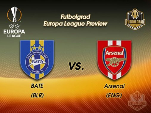 Nhận định Bate Borisov vs Arsenal, 00h55 ngày 15/2