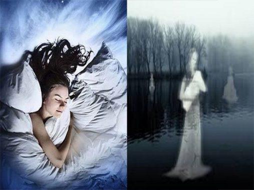 Mơ thấy ma mang đến cho bạn điềm báo hung hay cát?