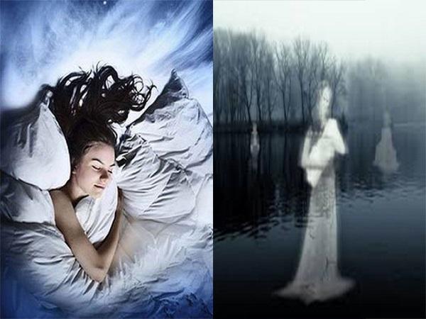 Tại sao bạn lại mơ thấy ma