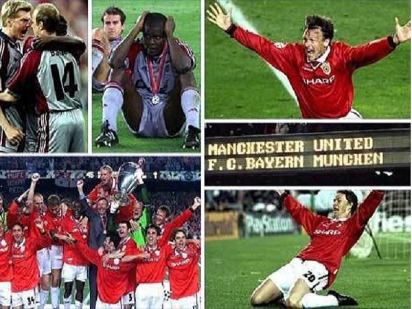 Tin bóng đá 15/3: Đội hình cú ăn 3 MU 1999 tái đấu Bayern vào tháng 5