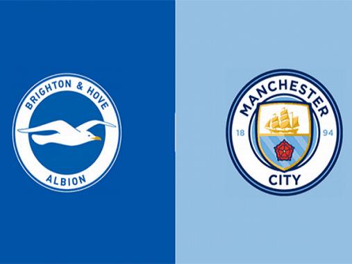 Nhận định Brighton vs Man City, 21h00 ngày 12/05