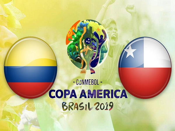 Link Sopcast Colombia vs Chile, 6h00 ngày 29/06