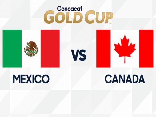 Link Sopcast Mexico vs Canada, 9h00 ngày 20/06