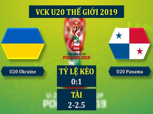 Nhận định Ukraina U20 vs Panama U20, 22h30 ngày 3/6
