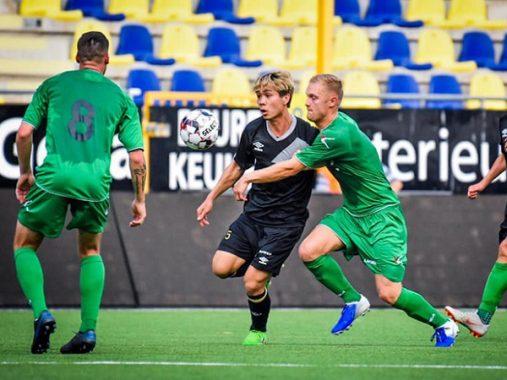 Công Phượng đá chính trong trận thua của Sint-Truidense trước đội hạng 2 Bỉ