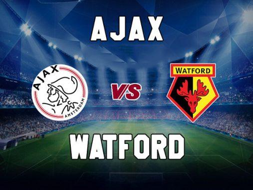 Link Sopcast Ajax vs Watford, 23h00 ngày 18/07