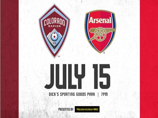 Nhận định Colorado Rapids vs Arsenal, 8h00 ngày 16/07