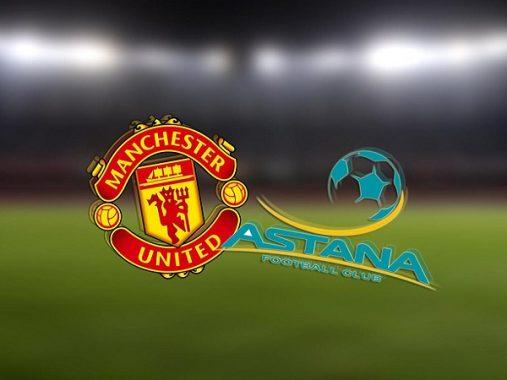 Link xem bóng đá trực tuyến Man Utd vs Astana, 2h00 ngày 20/09