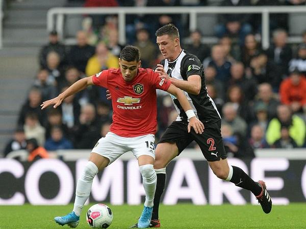 Điểm nhấn Newcastle 1-0 Man Utd: Kỷ lục tệ hại đã được tái hiện